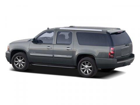 2008 GMC Yukon XL Denali DENALI AWD Onyx BlackEbony V8 62L Automatic 221005 miles  TIRES P275