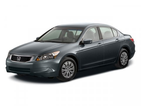 2008 Honda Accord Sdn LX Alabaster Silver Metallic V4 24L Automatic 95805 miles  Traction Cont
