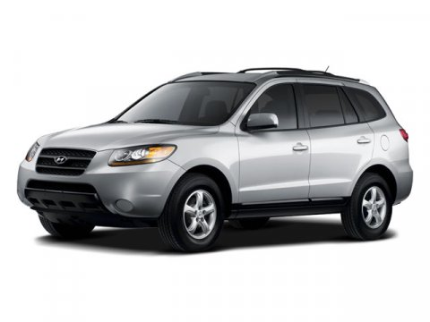 2008 Hyundai Santa Fe SE Silver BlueGray V6 33L Automatic 64033 miles SE TRIM PACKAGE IN A FRO