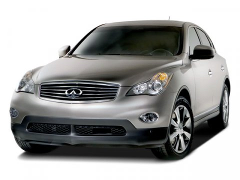 2008 Infiniti EX35 Journey White V6 35L Automatic 144928 miles  Traction Control  Stability