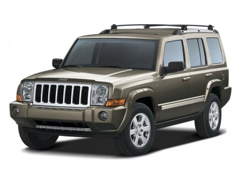 2008 Jeep Commander Sport Green V6 37L Automatic 79113 miles 4WD Noise-pollution-free zone in