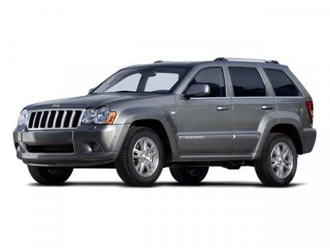 2008 Jeep Grand Cherokee SRT-8 Steel Blue Metallic V8 61L Automatic 80010 miles 4WD and Navig
