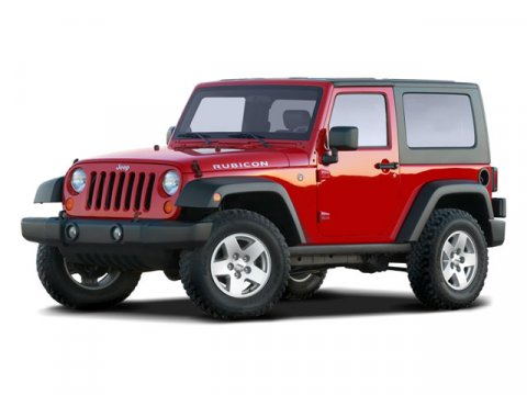 2008 Jeep Wrangler Rubicon Red V6 38L  66636 miles Look at this 2008 Jeep Wrangler Rubicon Th