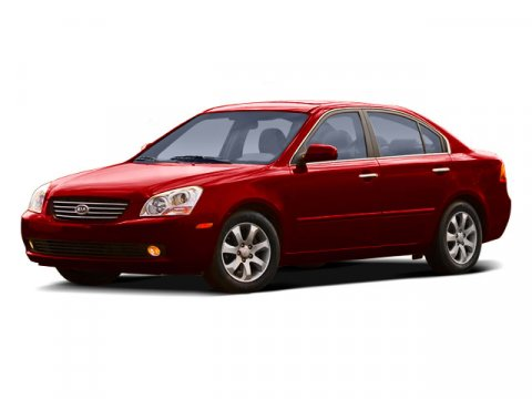 2008 Kia Optima Ruby Red V4 24L  60819 miles The Sales Staff at Mac Haik Ford Lincoln strive t