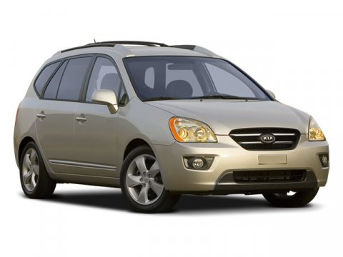 2008 Kia Rondo Light Almond Beige V4 24L Automatic 0 miles Get yourself in here Real Winner