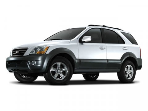 2008 Kia Sorento LX Ice Blue V6 33L Automatic 44638 miles PLEASE PRINT AND PRESENT THIS PAGE T