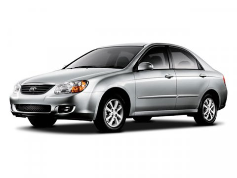 2008 Kia Spectra LX Gray V4 20L Automatic 80464 miles Power To Surprise Ready to roll Dont