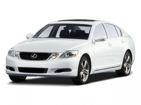 2008 Lexus GS 350 L WhiteBlack V6 35L Automatic 107130 miles NAVIGATION AND PREMIUM SOUND J