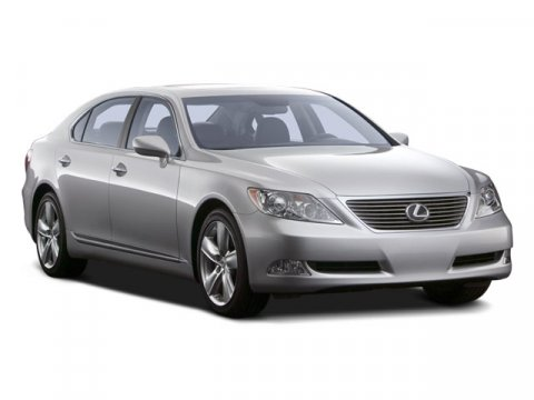 2008 Lexus LS 460 LWB Obsidian V8 46L Automatic 160142 miles  Keyless Start  Traction Contro