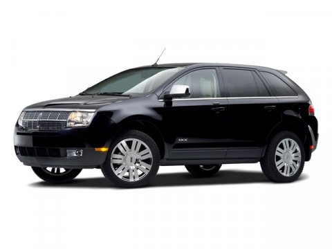 2008 Lincoln MKX BlackBlack V6 35L Automatic 114329 miles ABSOLUTELY PERFECT LOCAL TRADE LINC