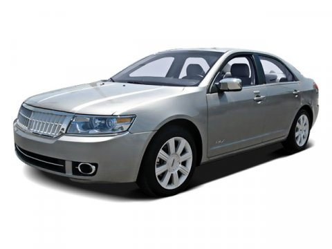 2008 Lincoln MKZ Dark Blue Ink Metallic V6 35L Automatic 44656 miles  Traction Control  Front