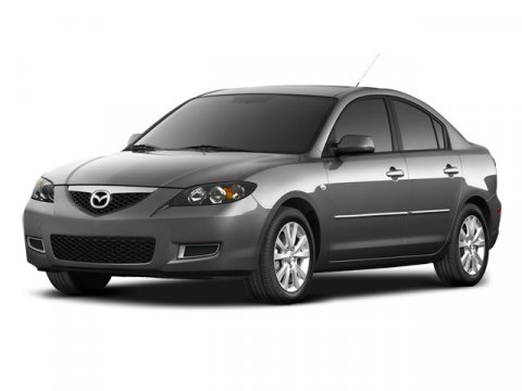 2008 Mazda Mazda3 Galaxy Gray MicaBlack V4 20L Automatic 97696 miles Look at this 2008 Mazda M