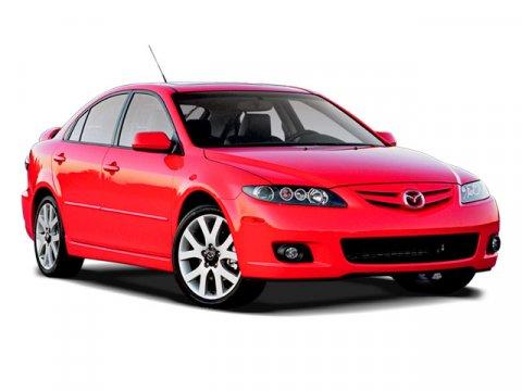 2008 Mazda Mazda6 i Onyx Black V4 23L  74041 miles Success starts with Suburban Ford of Sterli