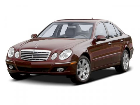 2008 Mercedes E-Class Sport 35L BROWN V6 35L Automatic 83683 miles  Traction Control  Stabi