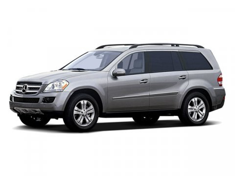 2008 Mercedes GL-Class 46L  V8 47L Automatic 118524 miles  Traction Control  Four Wheel Driv