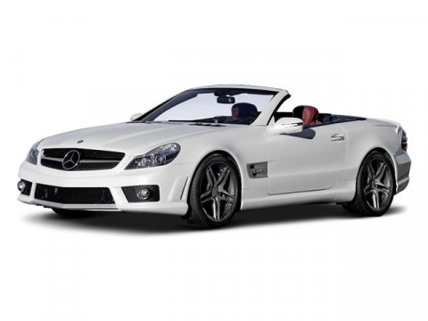 2008 Mercedes SL-Class AMG  V8 55L Automatic 82993 miles SUPERCHARGED ENGINE LEATHER SEATS