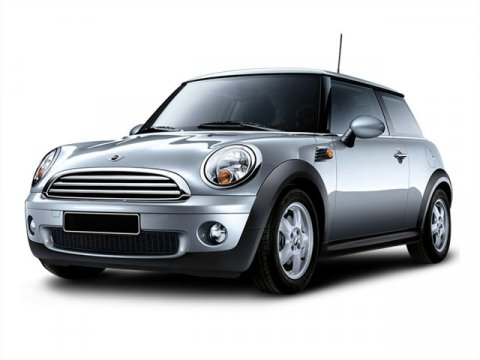 2008 MINI Cooper Hardtop Pepper White V4 16L  50820 miles The Sales Staff at Mac Haik Ford Lin