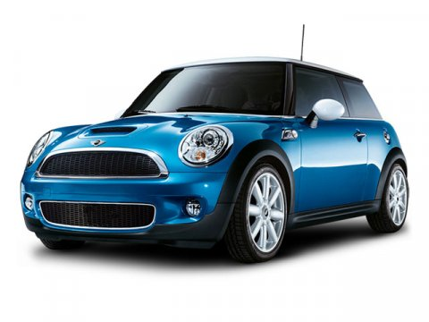 2008 MINI Cooper Hardtop S Lighting Blue Metallic V4 16L Manual 72021 miles NECK SNAPPING PERF
