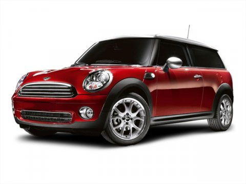 2008 MINI Cooper Clubman Pepper WhiteBLACK V4 16L Manual 38769 miles  Traction Control  Stabi