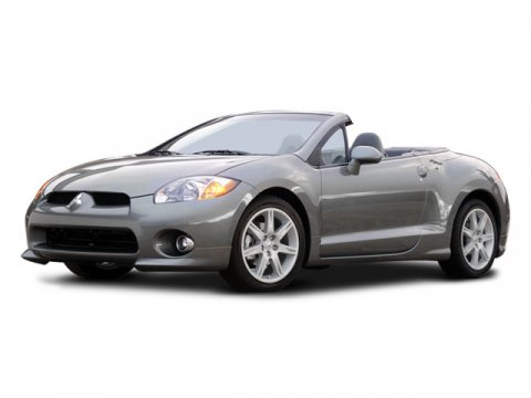 2008 Mitsubishi Eclipse GS Liquid Silver Metallic V4 24L Automatic 85991 miles Look at this 2