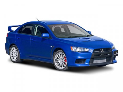 2008 Mitsubishi Lancer Evolution MR  V4 20L Automatic 100713 miles  Turbocharged  LockingLim