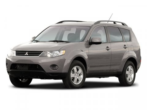2008 Mitsubishi Outlander LS Gray V6 30L Automatic 99650 miles New Arrival This model has ma