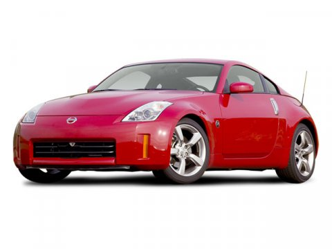 2008 Nissan 350Z Coupe Touring RedBlack V6 35L Manual 66136 miles LOCAL TRADE CLEAN CARFAX