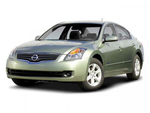 2008 Nissan Altima Radiant Silver Metallic V4 25L Variable 45810 miles  Front Wheel Drive  Tr