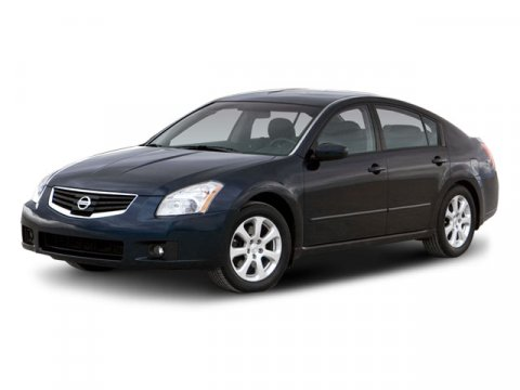 2008 Nissan Maxima 35 SE Radiant Silver Metallic V6 35L Variable 94220 miles  Traction Contro