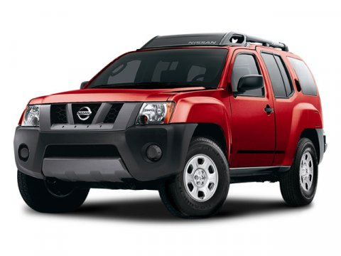 2008 Nissan Xterra S Super BlackSteelGraphite V6 40L Automatic 82214 miles  Rear Wheel Drive