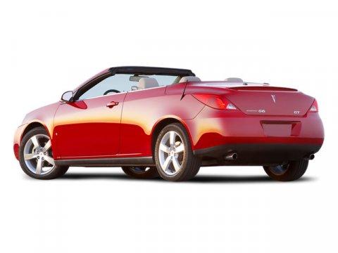 2008 Pontiac G6 GT Midnight Blue MetallicEbony V6 35L Automatic 102014 miles Only 102 014 Mi