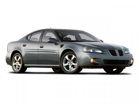 2008 Pontiac Grand Prix Liquid Silver Metallic V6 38L Automatic 86954 miles  Front Wheel Driv