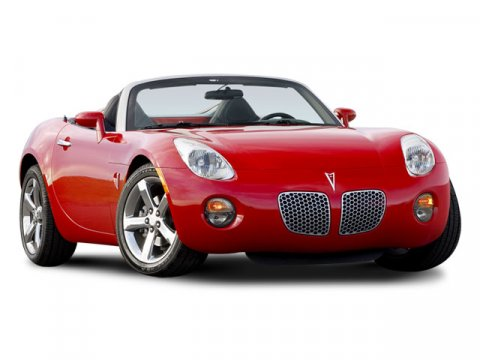 2008 Pontiac Solstice 2DR CONV DEEP BLUE V4 24L  51316 miles  Rear Wheel Drive  Power Steerin