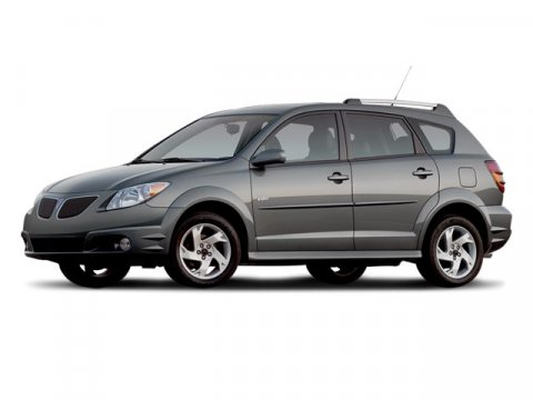 2008 Pontiac Vibe Base Blue V4 18L  94364 miles Hey Look right here What a price for an 08