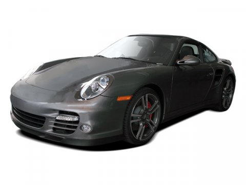 2008 Porsche 911 Turbo Coupe BlackBLACK FULL LEAT V6 36L Manual 13493 miles  Turbocharged  Al