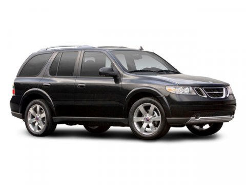 2008 Saab 9-7X 42i Titanium Silver Metallic V6 42L Automatic 85153 miles  All Wheel Drive  L