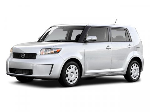 2008 Scion xB 5DR WGN AT White V4 24L Automatic 50985 miles Gasoline What are you waiting fo