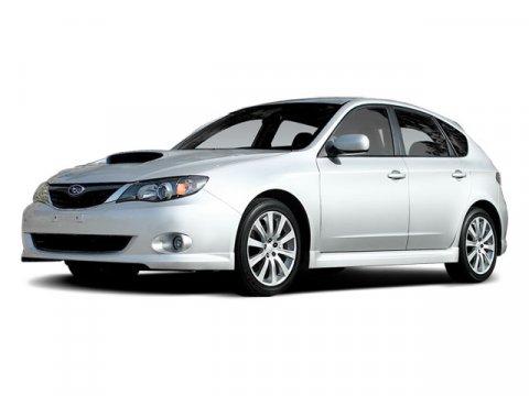 2008 Subaru Impreza Wagon WRX Satin White Pearl V4 25L Manual 93276 miles  Turbocharged  Tra