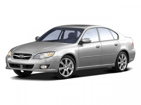 2008 Subaru Legacy GT Spec B wNav  V4 25L Manual 142751 miles  Turbocharged  All Wheel Driv