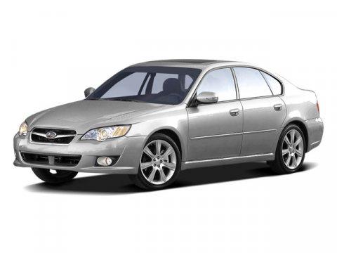 2008 Subaru Legacy CLEAR SKY METALSANDSTONE V4 25L Manual 50016 miles  All Wheel Drive  Tire