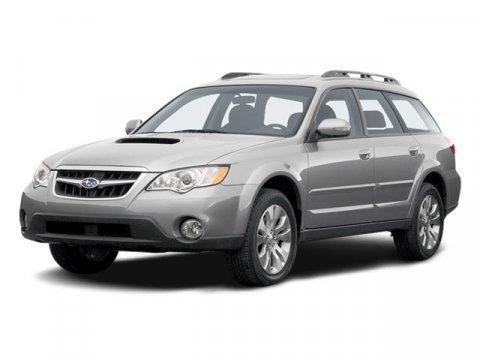 2008 Subaru Outback i Newport Blue Pearl V4 25L Manual 91923 miles  LockingLimited Slip Diffe