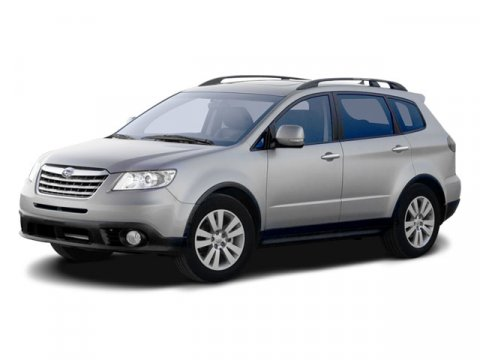 2008 Subaru Tribeca 7-Pass Ltd wNav Newport Blue Pearl V6 36L Automatic 64062 miles Bring th
