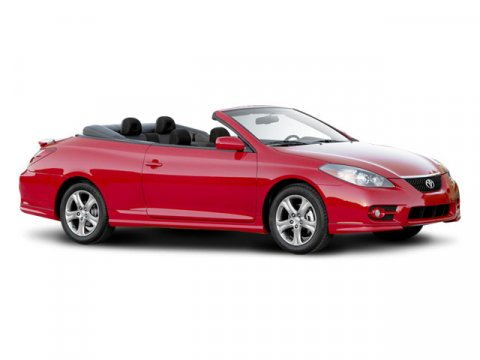 2008 Toyota Camry Solara SLE  V6 33L Automatic 106591 miles  Front Wheel Drive  Tires - Fron