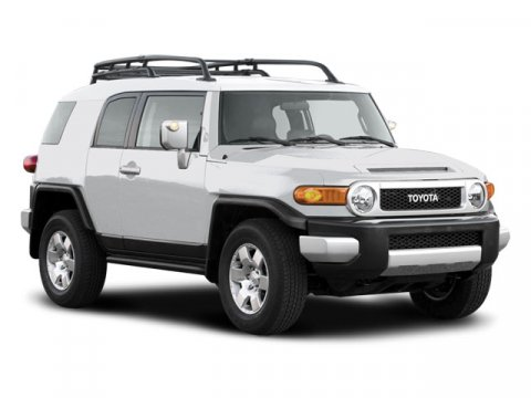 2008 Toyota FJ Cruiser WhiteBlack Diamond V6 40L Automatic 59022 miles  Traction Control  St
