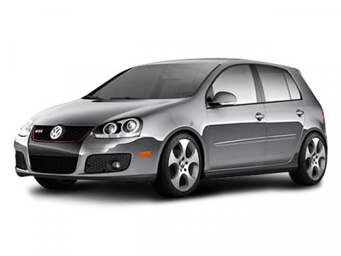 2008 Volkswagen GTI Candy White V4 20L Automatic 55459 miles  Turbocharged  Traction Control