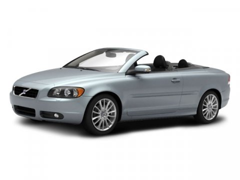2008 Volvo C70 Blue V5 25L Automatic 143784 miles  Turbocharged  Traction Control  Stabilit