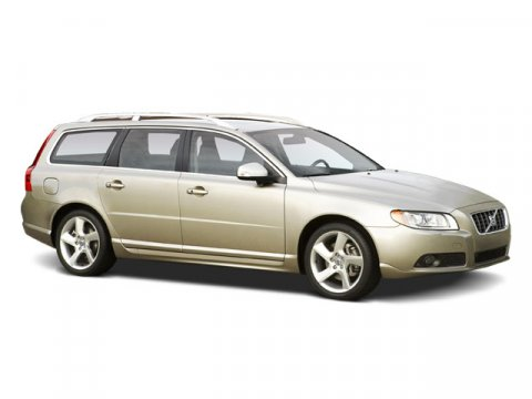 2008 Volvo V70 BlackSandstone Beige V6 32L Automatic 53789 miles LOCAL TRADE IN MOON ROOF