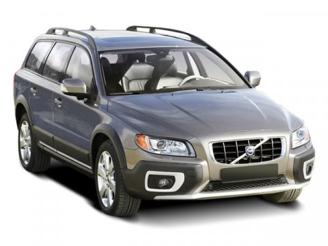 2008 Volvo XC70 Light Green V6 32L Automatic 42905 miles  Traction Control  Stability Control