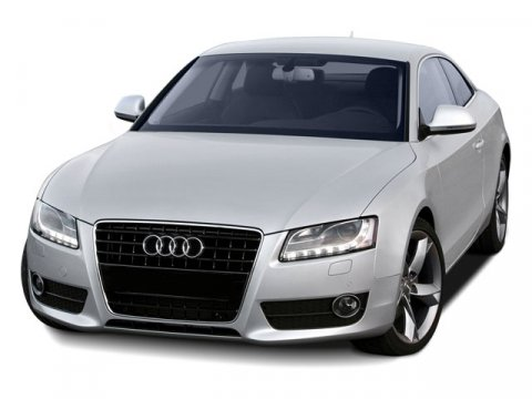 2009 Audi A5 32 Ibis White V6 32L Automatic 70106 miles CLEAN CARFAX  MANAGER SPECIAL and