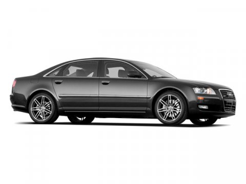 2009 Audi A8 L 42L Cherry Black Pearl V8 42L Automatic 55644 miles JUST ARRIVED AT CHERRY H